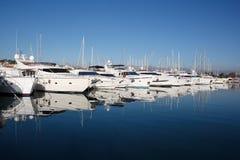 jachtów rządów Obrazy Royalty Free