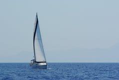jacht Obrazy Royalty Free