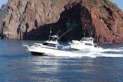 Jacht 2 Royalty-vrije Stock Afbeelding