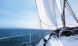 jacht fotografia stock