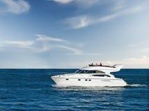 jacht Zdjęcie Royalty Free