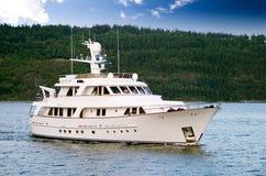 Jacht Royalty-vrije Stock Afbeelding