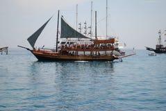 Jacht Zdjęcia Royalty Free