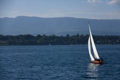 Jacht Royalty-vrije Stock Foto's