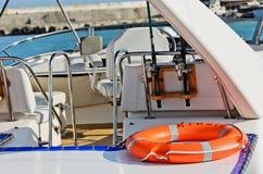 Jacht kabina Fotografia Stock