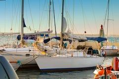 jacht target1866_1_ jachty Fotografia Royalty Free