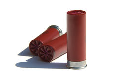 Jachtgeweermunitie Royalty-vrije Stock Afbeelding