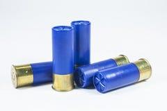 Jachtgeweerno.12 Munitie Royalty-vrije Stock Fotografie