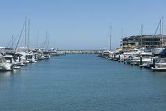 Jachthafen Lizenzfreie Stockfotos