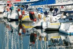 Jachthafen Lizenzfreie Stockbilder