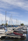 Jachthafen 3 lizenzfreies stockfoto
