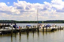 Jachthafen Stockfotos