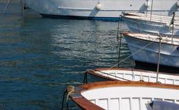 Jachthafen Stockbild