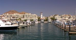 Jachthafen Cabo San Lucas No.3 Lizenzfreie Stockfotografie