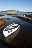 Jachthafen der Natur Stockfotografie
