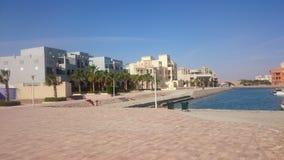 Jachthafen Elgouna Abu Tig Lizenzfreies Stockfoto