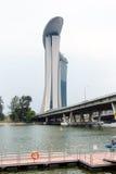 Jachthafen-Schacht-Sande Stockbilder