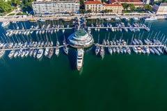 JachthafenPula Lizenzfreie Stockfotos
