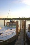 Jachthaven Royalty-vrije Stock Fotografie