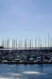 Jachthaven royalty-vrije stock foto's