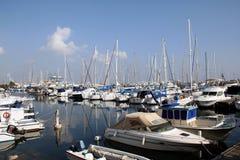 Jachthaven Stock Foto