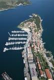 Jachthaven Royalty-vrije Stock Afbeelding
