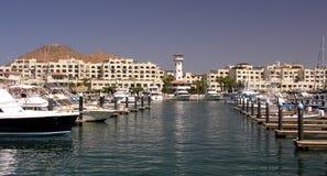 Jachthaven Cabo San Lucas No.3 royalty-vrije stock fotografie