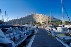 jachthaven, dok, voertuig, boot, haven, jacht, watercraft royalty-vrije stock afbeeldingen