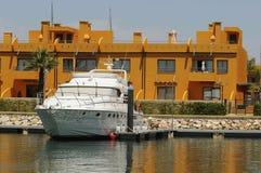 Jachthaven Portimao Royalty-vrije Stock Afbeelding