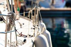 Jachting Obrazy Royalty Free
