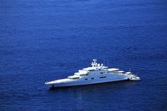 Jachting na morzu śródziemnomorskim Obraz Stock