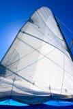 Jachtu żagla maszt Zdjęcie Royalty Free