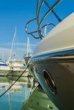 Jachtu marina Zdjęcie Stock