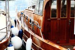 Jachtu statek Zdjęcie Stock