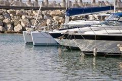 jachty Obrazy Royalty Free