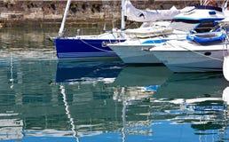 Jachty i łodzie Zdjęcia Royalty Free