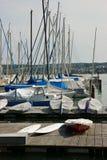 Jachty i łodzie Obraz Stock