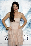 Jacinda Barrett. At the Los Angeles premiere of `Whiteout` held at the Mann Village Theatre in Westwood, USA on September 9, 2009 Royalty Free Stock Image