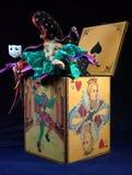 jack коробки Стоковое Изображение
