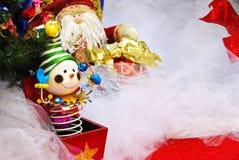 jack рождества коробки Стоковое фото RF