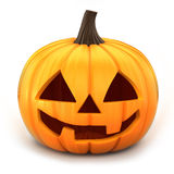 Jack 0 Lantern. 3d render of Jack 0 Lantern royalty free illustration