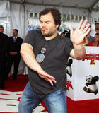 Jack Black Royalty Free Stock Images