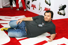 Jack Black Royalty Free Stock Photo