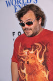 Jack Black royalty free stock image