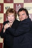 Jack Black,Shirley Mac LAINE Royalty Free Stock Photography