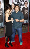 Jack Black and Tanya Haden Royalty Free Stock Photo