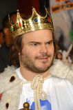 Jack Black,Tenacious D. JACK BLACK at the Los Angeles premiere of his new movie Tenacious D in The Pick of Destiny. November 9, 2006  Los Angeles, CA Picture Royalty Free Stock Photography
