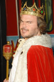 Jack Black,Tenacious D Royalty Free Stock Photos