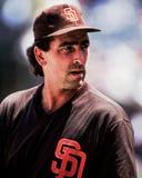 Jack Clark, San Diego Padres Images stock