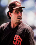 Jack Clark, San Diego Padres Stock Images
